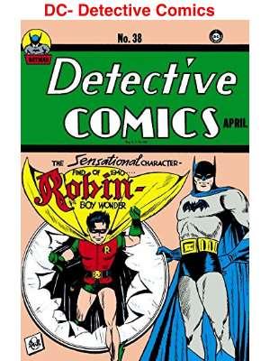 dc-detective comice