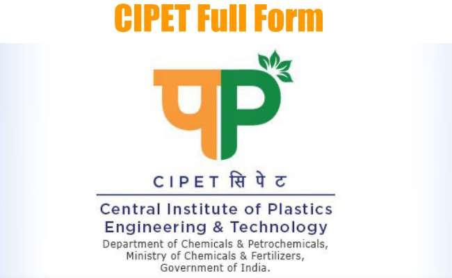 CIPET full form