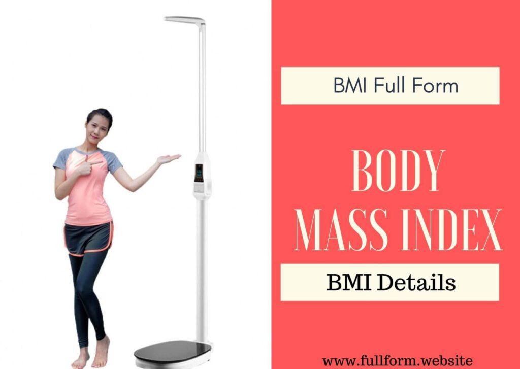 BMI Full Form