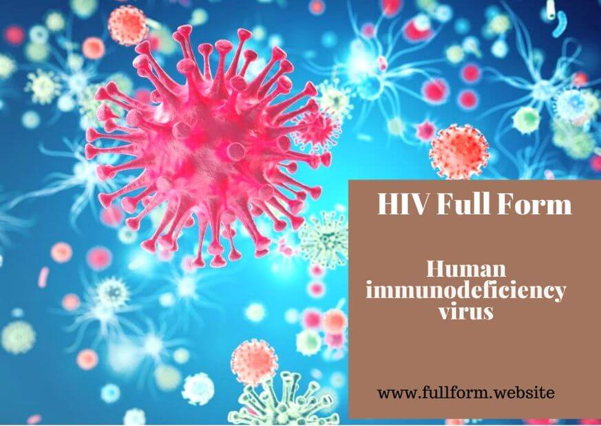 HIV Full Form