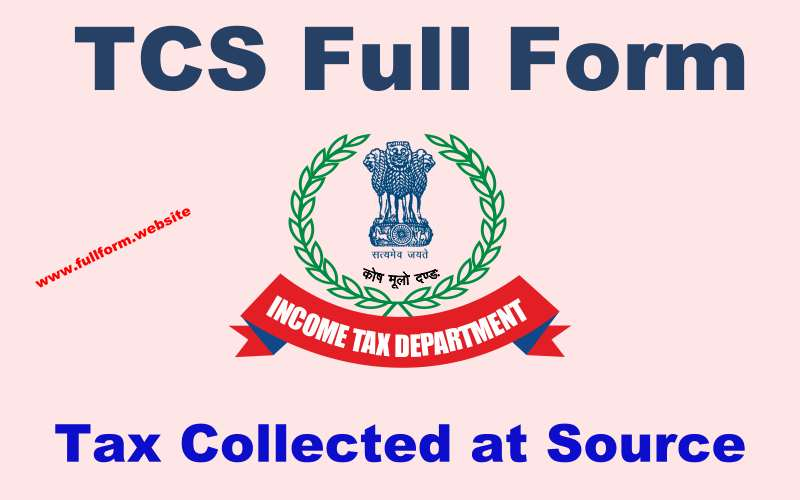 TCS full form in Income tax