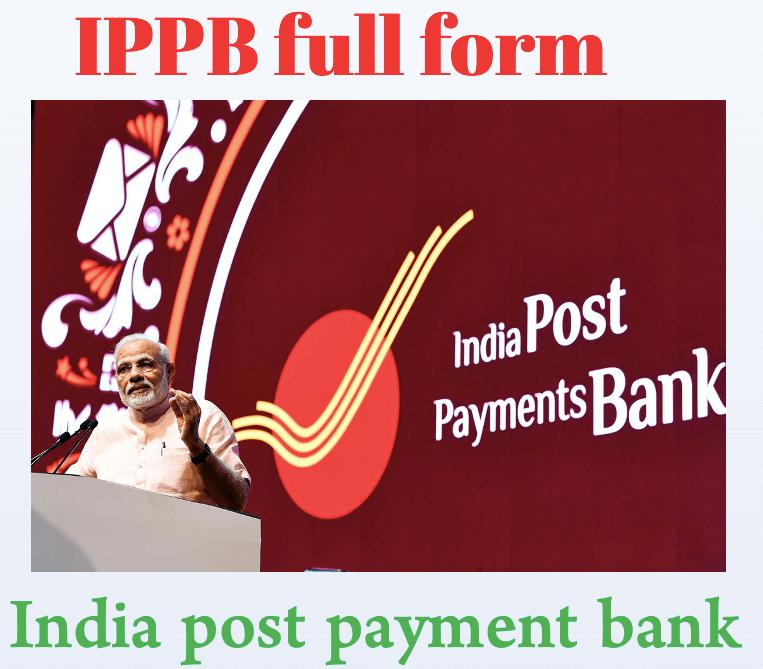 IPPB full form