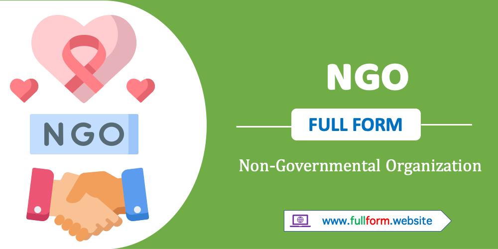 NGO full form