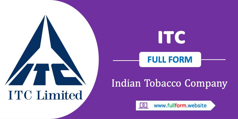ITC full form