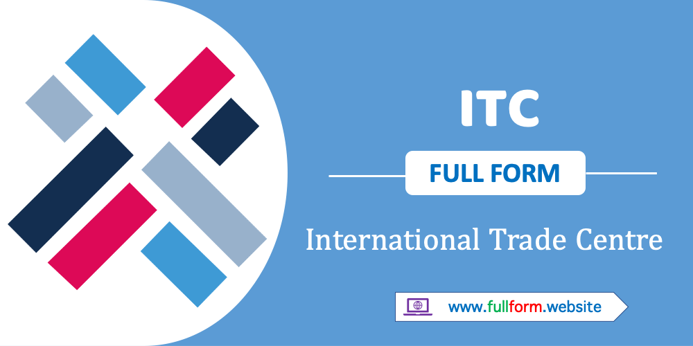 full form of ITC