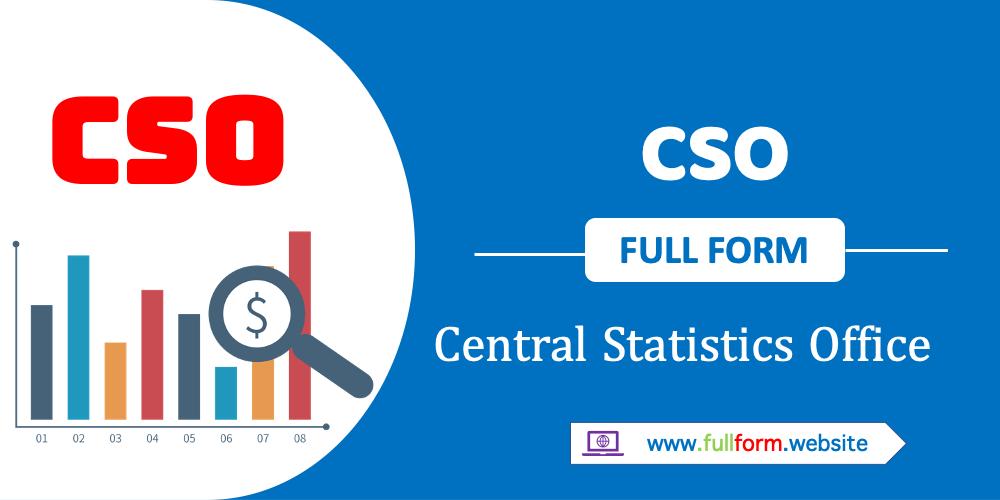 CSO full form