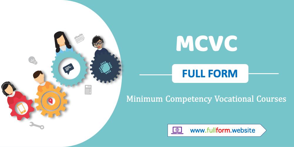 MCVC full form